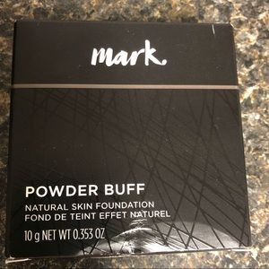 Mark powder buff foundation light 3 new in box